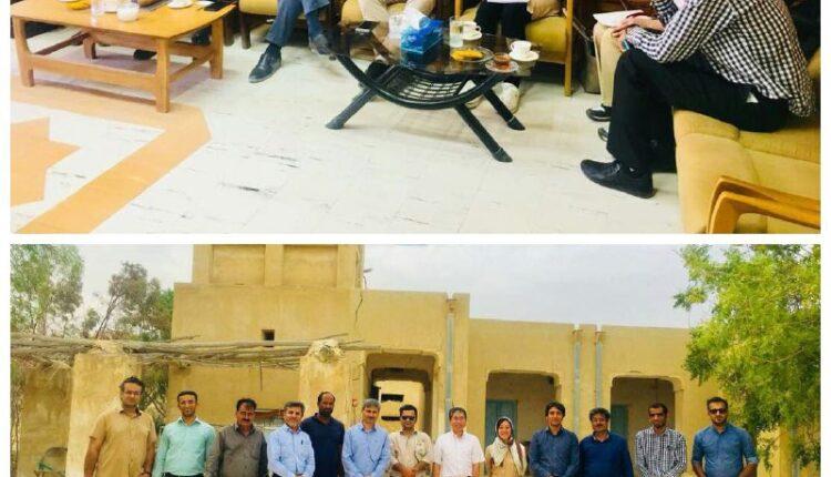 حضور متخصصین ژاپنی در بندرخمیر بزرگترین بندر تالابی ایران